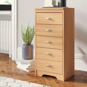 regent-5-drawer-chest-of-drawers