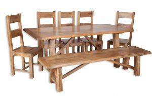 Large Dining Set bench