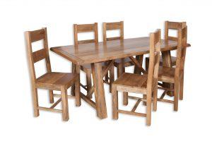 Medium dining set
